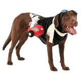 New Dog Sidecar Motorcycle Rider Costume XL in Kingwood, Texas