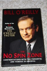 NO SPIN ZONE  Bill O'Reilly in Ramstein, Germany