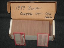 1989 Bowman Baseball Card Complete Set in Spangdahlem, Germany