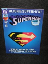 1993 Superman Comic - Reign of the Superman #14 in Spangdahlem, Germany