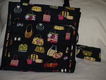 New Handbag/Tote w/change purse in Beaufort, South Carolina