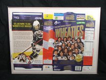1998 U.S. Olympic Gold Medal Wheaties Box Never Folded EC in St. Charles, Illinois