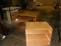 oak veneered carts in Rolla, Missouri