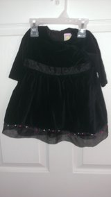 Gymboree Holiday Velvet/Velour Dress~Size 3-6 mos. in Bolingbrook, Illinois