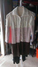 Gymboree Long Colored Blocked Sweater size 8 in Naperville, Illinois