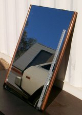 Heavy wood framed Mirror in Yucca Valley, California
